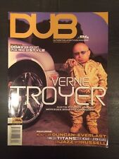 DUB Magazine Mag Issue 4 Verne Troyer Austin Power Mini Me Michael Clarke Duncan