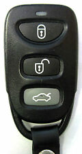 Hyundai keyless entry remote transmitter controller fob clicker control opener