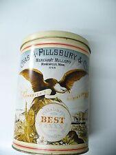 Vintage 1982 Pillsbury & CO Tin Can