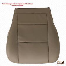 Toyota Hiace-Lujo Piel de piel sintética de oveja cubiertas de asiento de Coche-Delantero Par