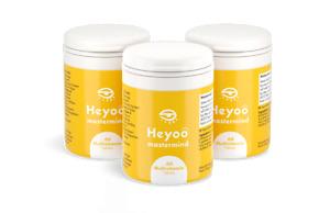 3Heyoo Mastermind Wake-Up Vitamins B12 B1,2,3&6 C,A Tiredness Cognitive Function