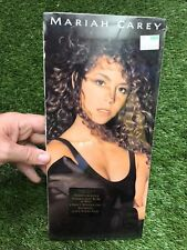 RARE Mariah Carey Self Titled Long Box CD 1990 CBS Records NEW SEALED