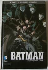 DC COMICS - LE MEILLEUR DES SUPER-HÉROS - # 08 - BATMAN - La cour des hiboux (2)