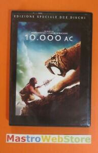 10.000 AC - 2008 - WARNER HOME VIDEO - SE 2 DISCHI - DVD [dv07]