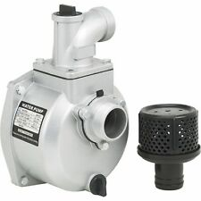 Semi Trash Water Pump Only For Straight Keyed Shafts 2in Ports 7860 Gph
