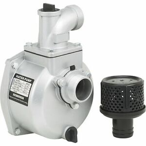 Semi-Trash Water Pump ONLY - For Straight-Keyed Shafts, 2in. Ports, 7,860 GPH
