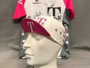 NOS cult TEAM TELEKOM T-MOBILE cycling adidas RACE Team Cap new unused rare