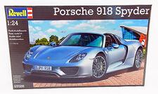 Revell Germany 1/24 Porsche 918 Spyder 07026 Plastic Model Kit NEW TOOLING