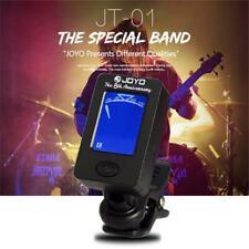 JOYO Acoustic Guitar Tuner Ukulele Violin Bass Tuner Universal Clip-On Tuner