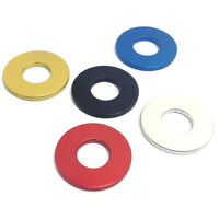 M3 M4 M5 M6 M8 M10 Metric Aluminium Flat Washer - Alloy - Manufactured in the UK