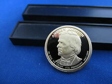2011-S Andrew Johnson Clad  Dollar Deep Cameo Mirror Proof Upper Grading Ranges