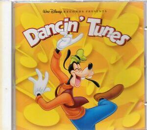 Disney Dancin' Tunes CD - Like New