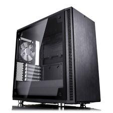 Fractal Design Define Mini C Tempered Glass Matx/itx PC Computer Case - Black