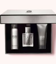 Victoria's Secret Very Sexy Platinum for Him Body Wash, Spray, Cologne Gift Set