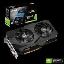ASUS GeForce GTX1660 SUPER OC 6GB GDDR6 DUAL-GTX1660S-O6G-EVO Video Card HDMI