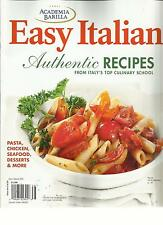 ACADEMIA BARILLA, 2013 ( AUTHENTIC RECIPES  FROM ITALY'S TOP CULINARY SCHOOL )
