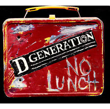 Audio CD No Lunch - D Generation - Free Shipping