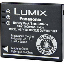 Battery for Panasonic Camcorder Camera