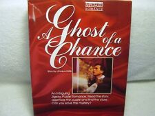 """500PC BEPUZZLED ROMANCE """"GHOST OF A CHANCE""""/ NIB/1989/ROMANCE MYSTERY PUZZLE"""