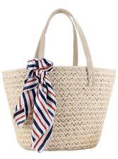 Summer Bag. Straw Hand-woven Clutch Bag Fashion Shoulder Bag Summer Beach Purse