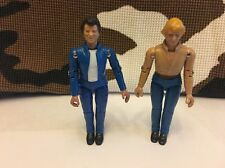 Mego Dukes Of Hazzard Bo Luke Action Figure Lot Complete Great Shape