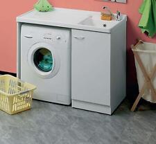 lavatoio - lavapanni -pilozza  lavello coprilavatrice portalavatrice mis.124x60
