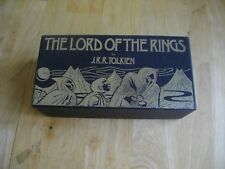 The Lord Of The Rings by J R R Tolkien 13 Audio Cassette Box Set 1981 BBC Radio