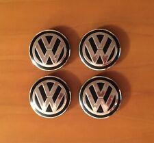 4 TAPPI COPRIMOZZO VW VOLKSWAGEN 65mm - 5G0601171