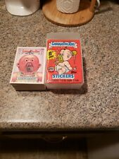 Garbage Pail Kids 1987 Series 11 set of 88 in NR-Mint Condition.