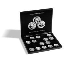 Leuchtturm Münzkassette für 20 Panda-Silbermünzen in Kapseln (344580)