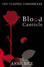 RICE,ANNE-BLOOD CANTICLE BOOK NEW