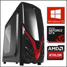 Gaming Computer Desktop PC Tower 3.9GHz 2TB HD 16GB RAM Geforce GT 730 Next Gen