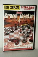 SCHACCHI GRAND MASTER CHESS GIOCO USATO PC CD ROM VERSIONE ITALIANA GD1 47429