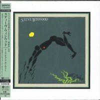 STEVE WINWOOD-ARC OF A DIVER-JAPAN MINI LP PLATINUM SHM-CD Ltd/Ed I50