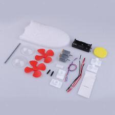 DIY RC Racing Boat Model Building Kits Experiment Materials Educational Toys