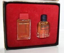 Miniatur Dolce & Gabbana Collection Parum Set Femme 4,9 ml - Homme 4,5 ml EDT