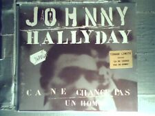 """Ca Ne Change Pas un Homme [CD] Johnny Hallyday; Laura Pr; Art Mengo; Bryan A"""