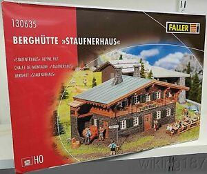 FALLER/Marklin #130635 HO 1/87 Scale KIT Staufnerhaus Alpine Mountain Restaurant