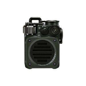 Marines Portable Outdoor Wild Mini Bluetooth 5.0 Wireless Speaker Waterproof
