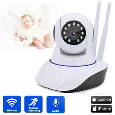 1.0MP Two-way Audio Chatting Baby Camera WiFi IP Security Pan Baby  Camera P2P