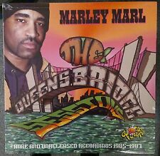 Marley Marl The Queensbridge Sessions 1996 SEALED USA LP