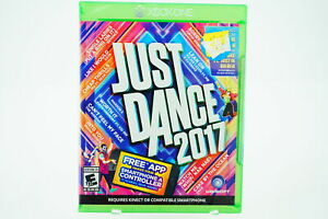 Just Dance 2017: Xbox One Brand New