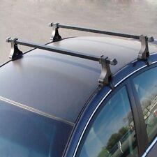"Universal Pair Car Top Luggage Kayak Cargo Cross Bars Roof Rack Carrier 48"" SUV"