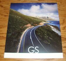 Original 2006 Lexus GS Deluxe Sales Brochure 06 300 430
