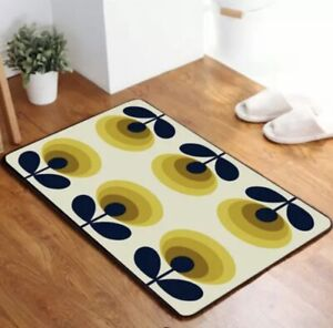 Orla Kiely Door Mat | Print | Designer | Bath Mat | Brand New For 2021 |