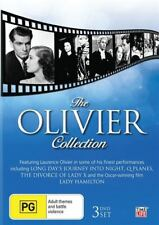 THE OLIVIER COLLECTION (LAURENCE OLIVIER) (3DVD SET) BRAND NEW!!! SEALED!!!