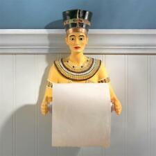 JQ9687 Queen Nefertiti Royal Bathroom Toilet Paper Holder