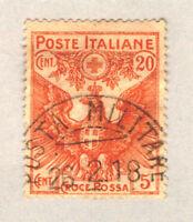 Italy - Sc# B3 Used   /   Lot 1219194