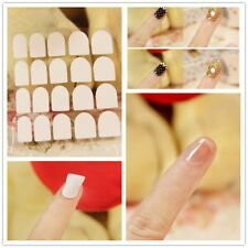 Nail Art Double Side Nail Manicure Glue False Tips Thicken Sticky Adhesive Tape