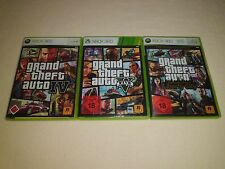 GTA Bundle-Grand Theft Auto 4+5+ Liberty City | XBOX 360 (10)